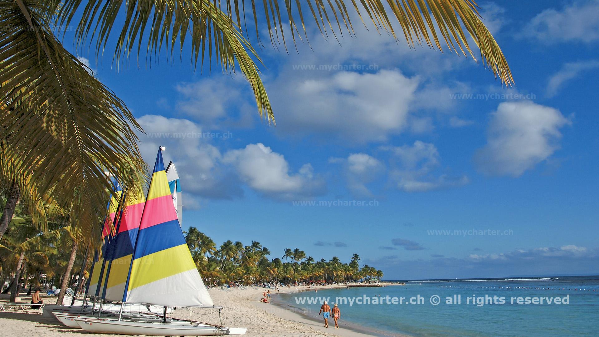Guadeloupe - Plage de St François