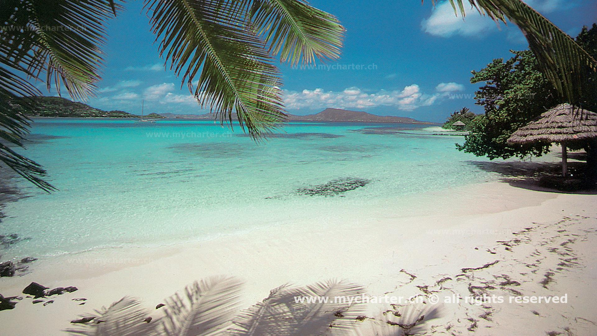 Charter ab Martinique - St Vincnent
