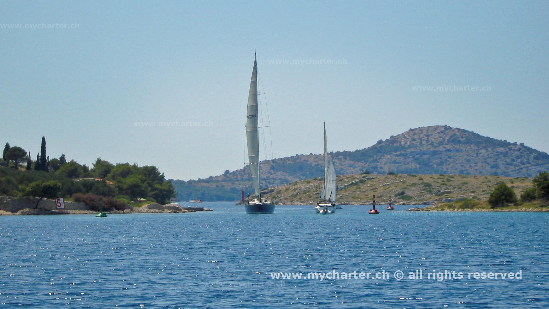 Kroatien - Dugi Otok