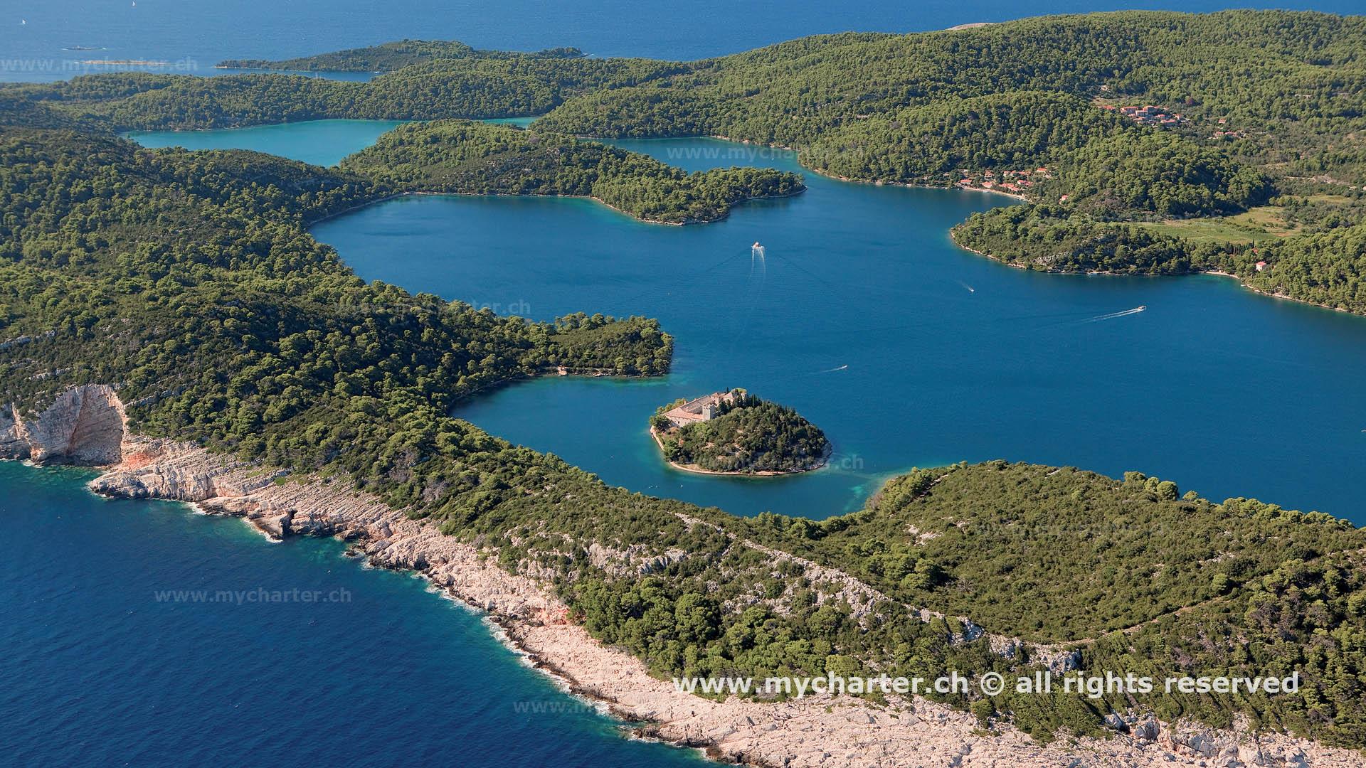 Kroatien - Mljet