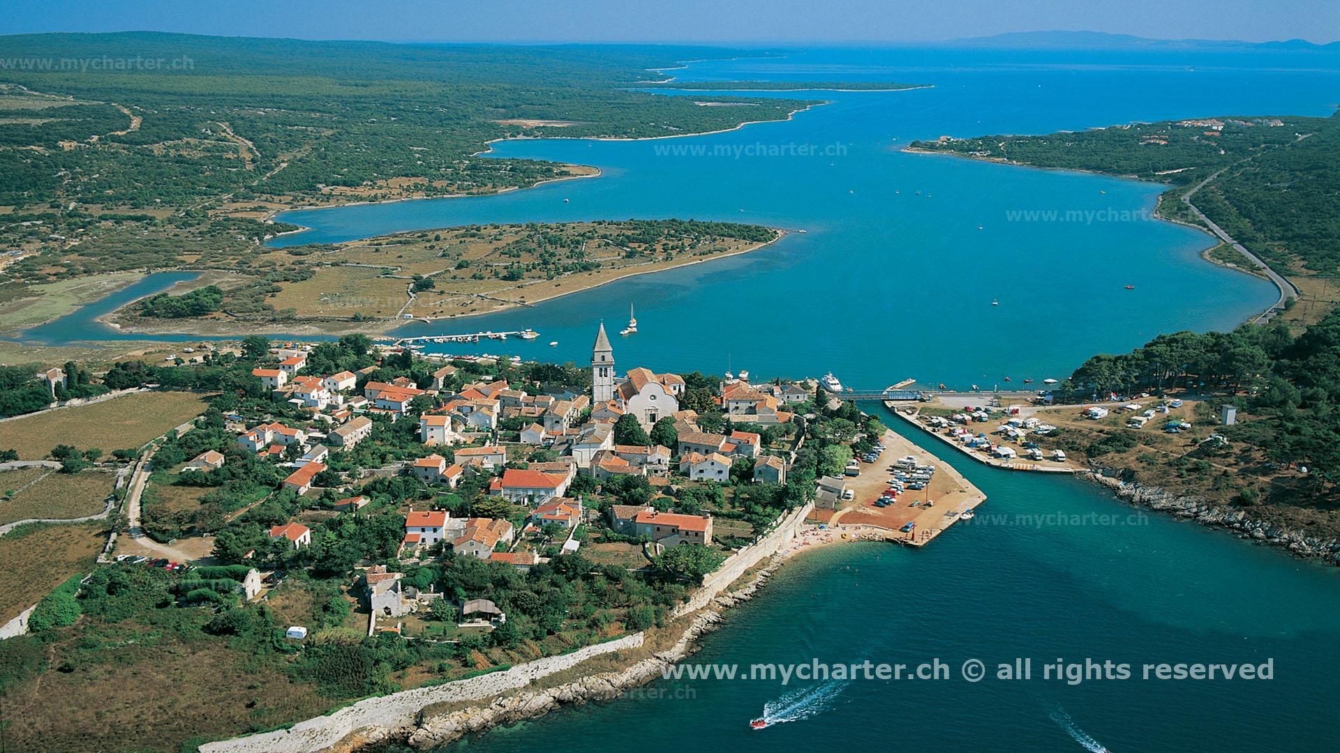 Kroatien - Osor
