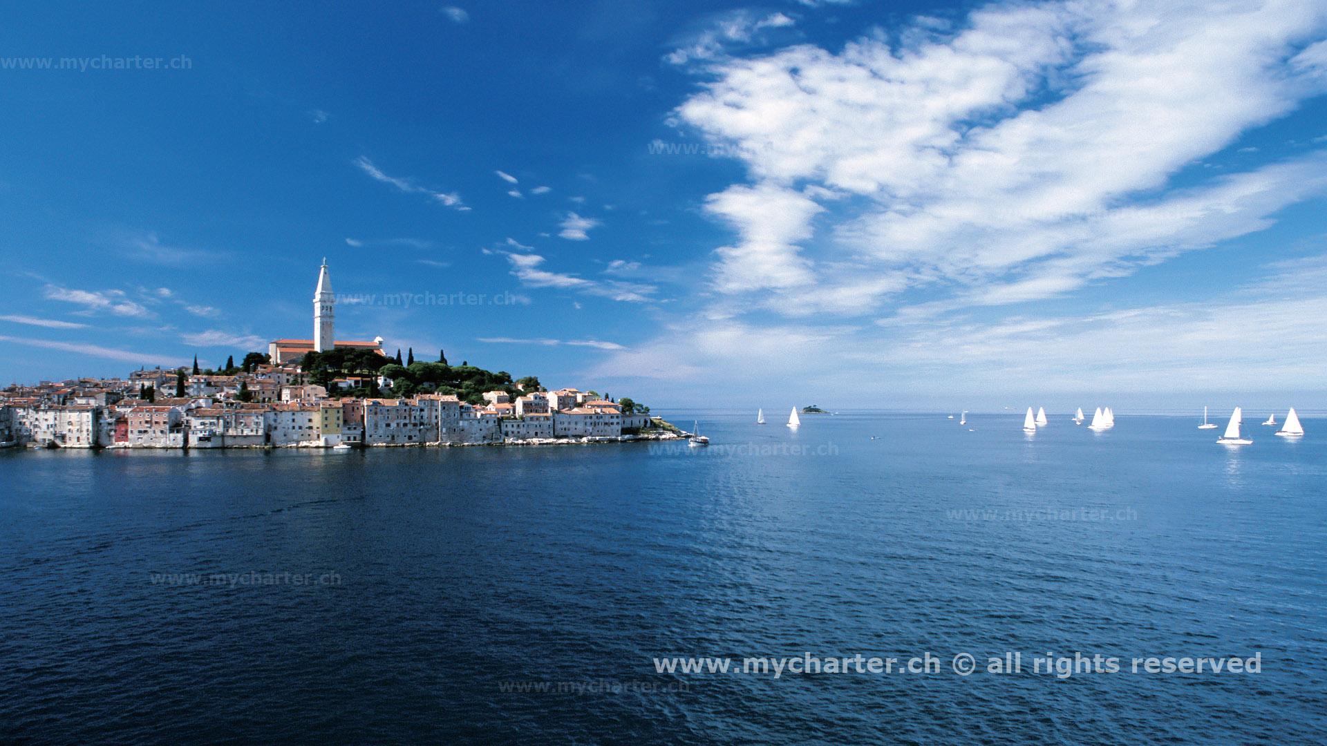 Kroatien - Rovinj