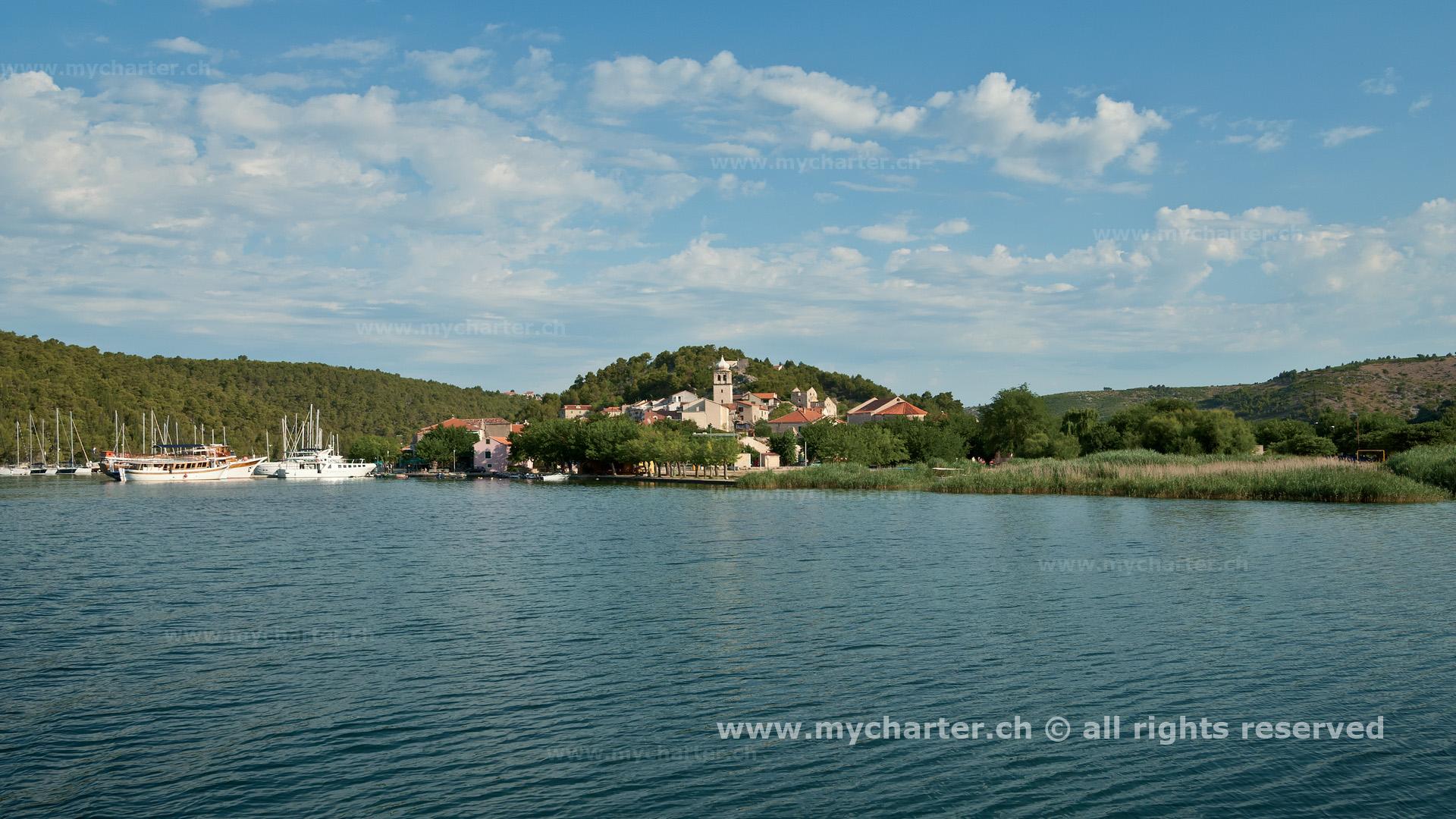 Kroatien - Skradin