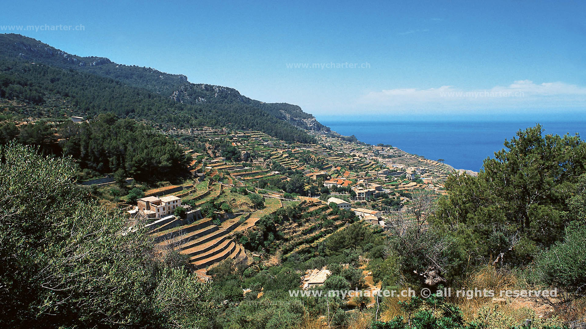 Mallorca - Banalbufar