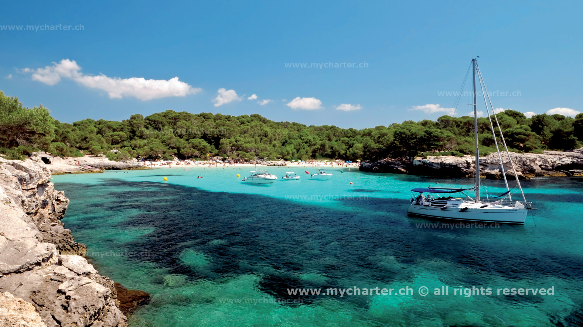 Mallorca - Cala Turqueta Menorca