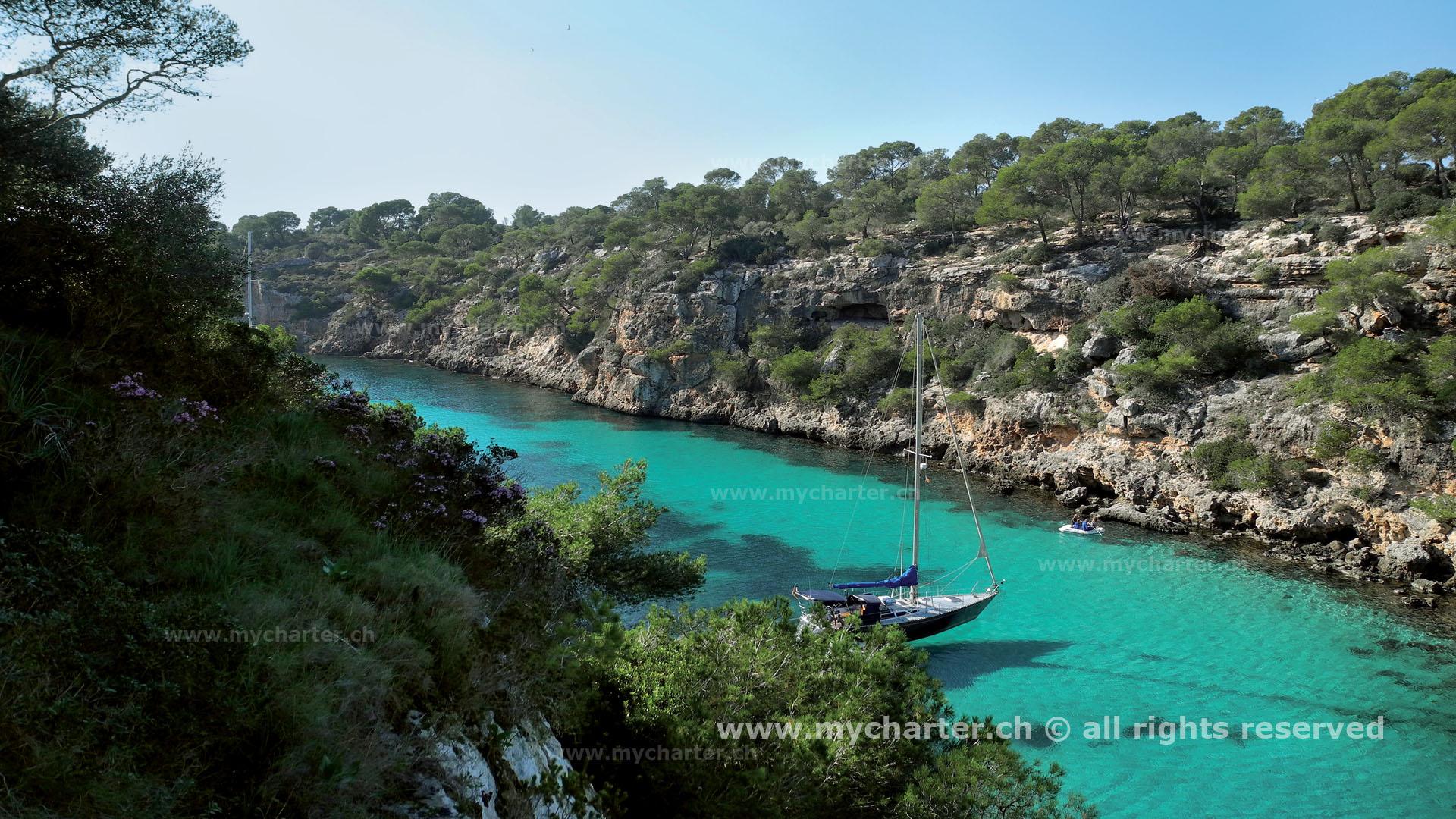 Mallorca - Calla Pi