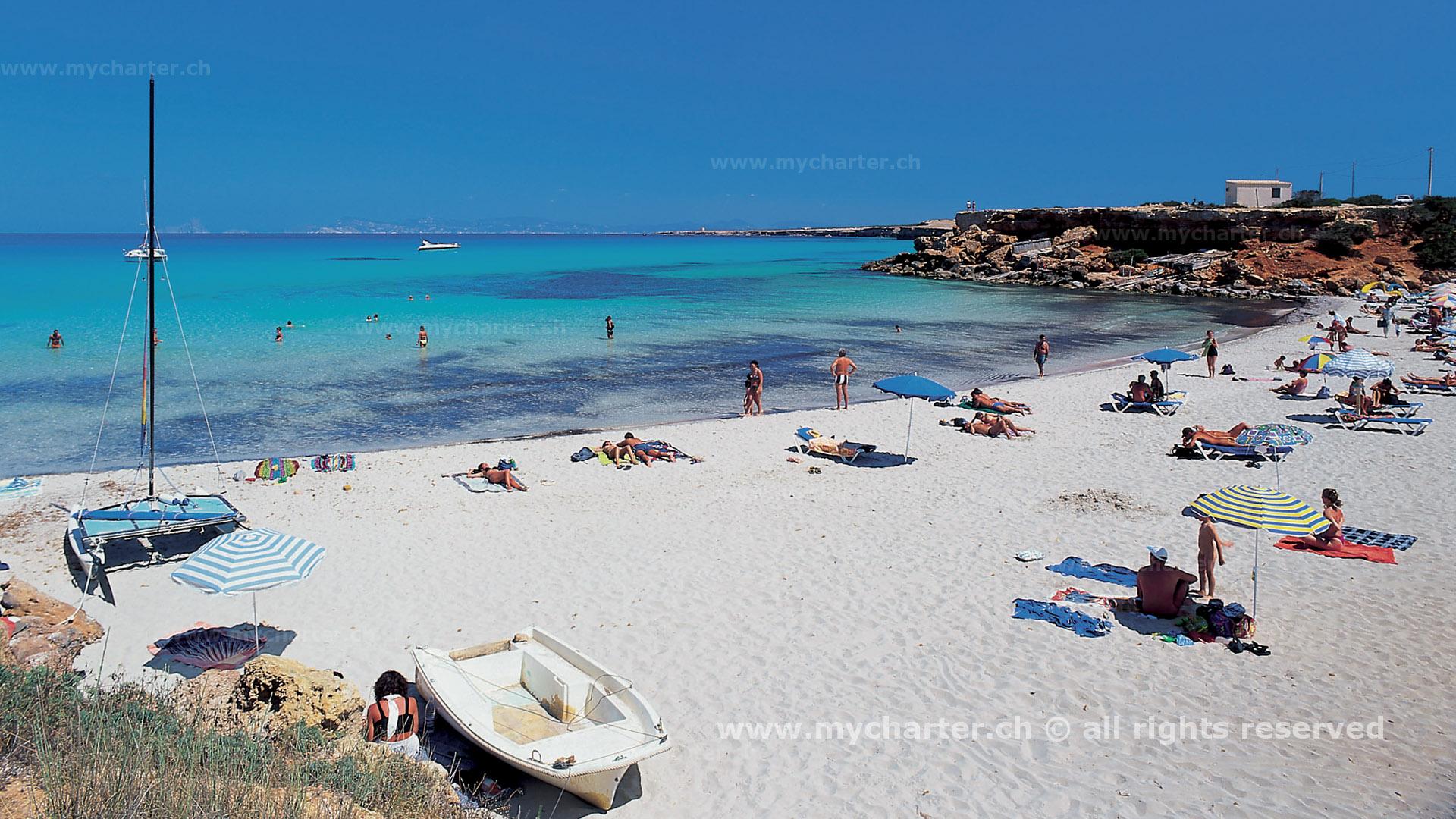 Mallorca - Cap de Barbaria Formentera