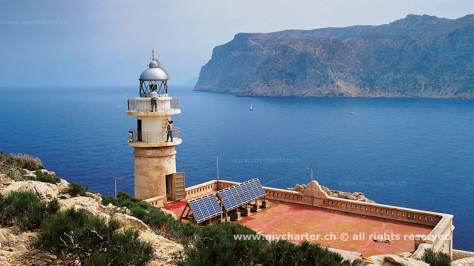 Mallorca - Faro de Tramuntana
