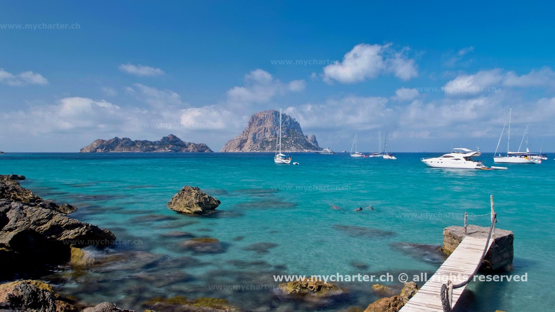 Mallorca - Ibiza