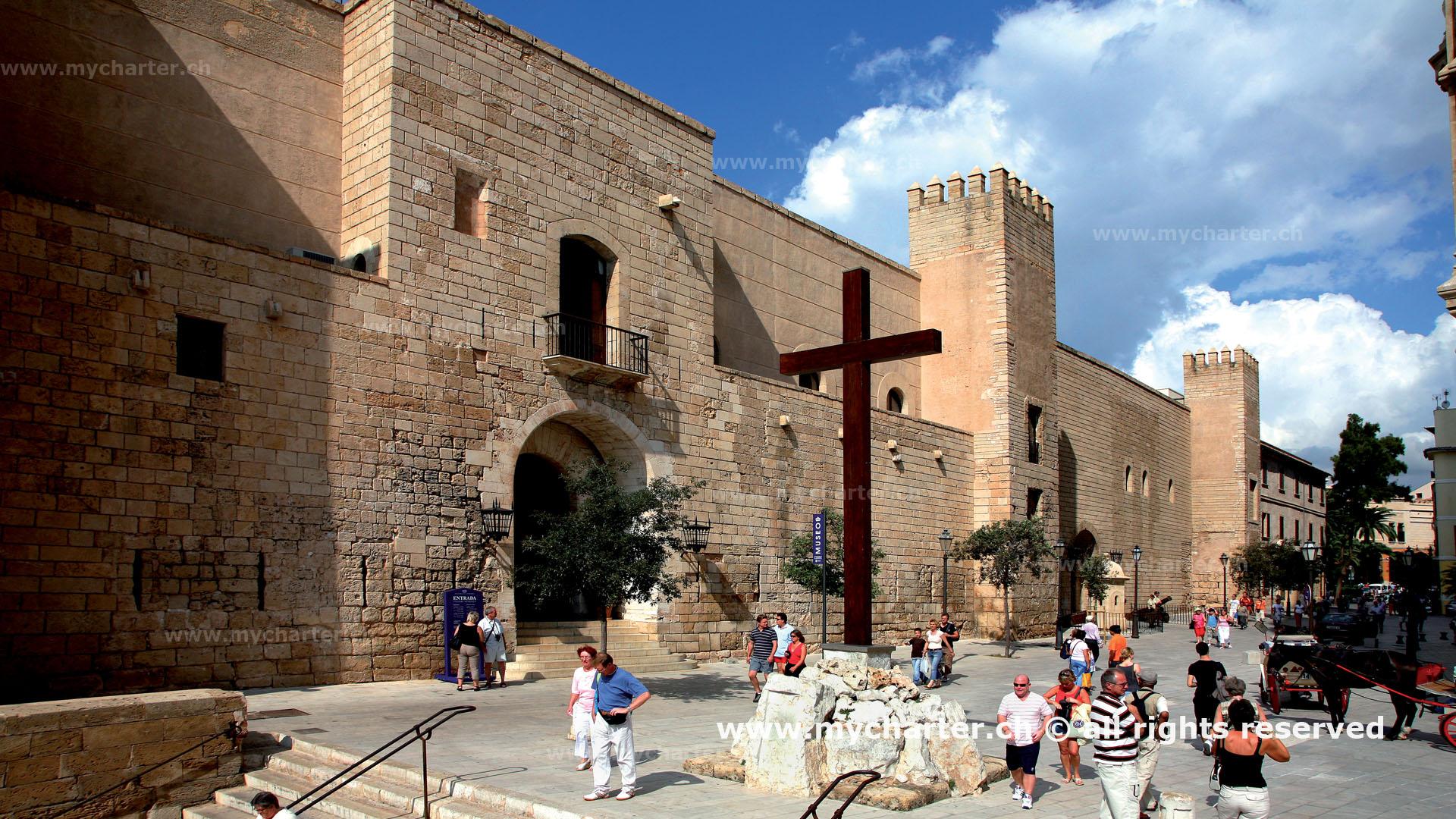 Mallorca - Palacio de la Almudaia Palma