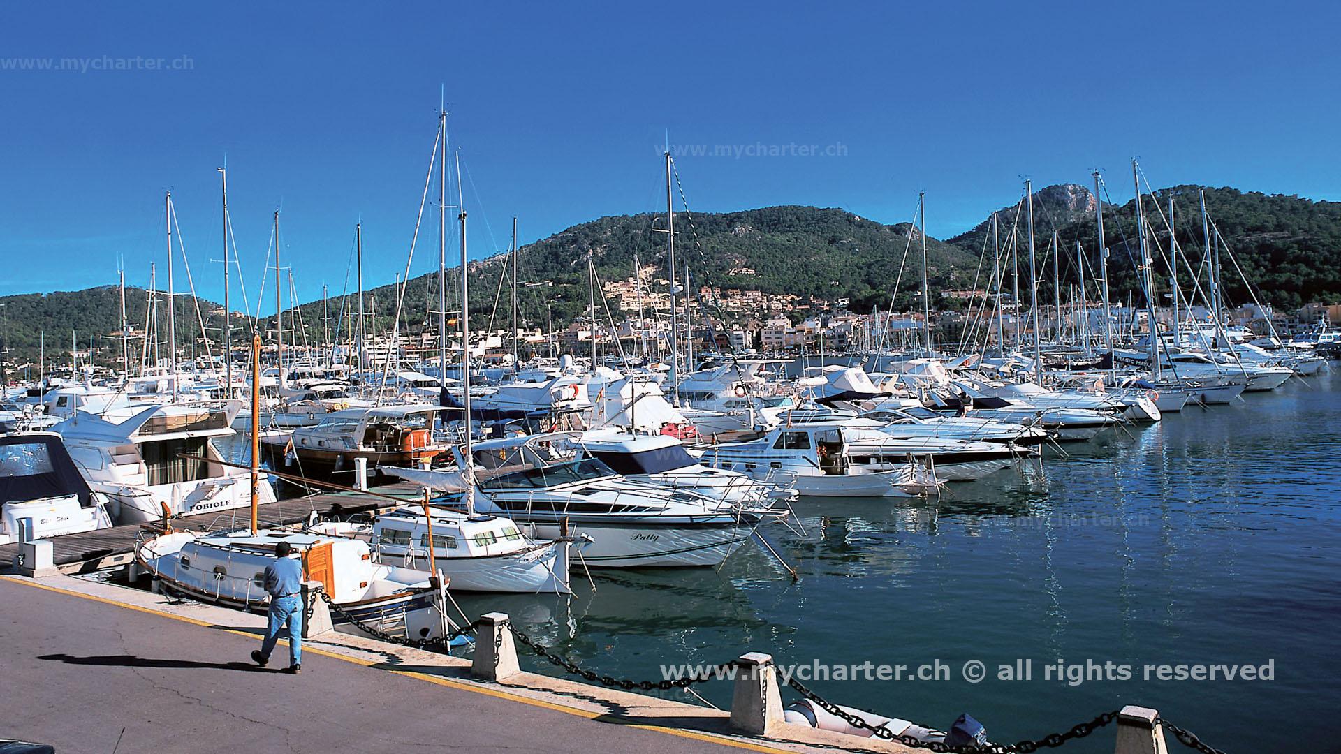 Mallorca - Puerto Antraitxa