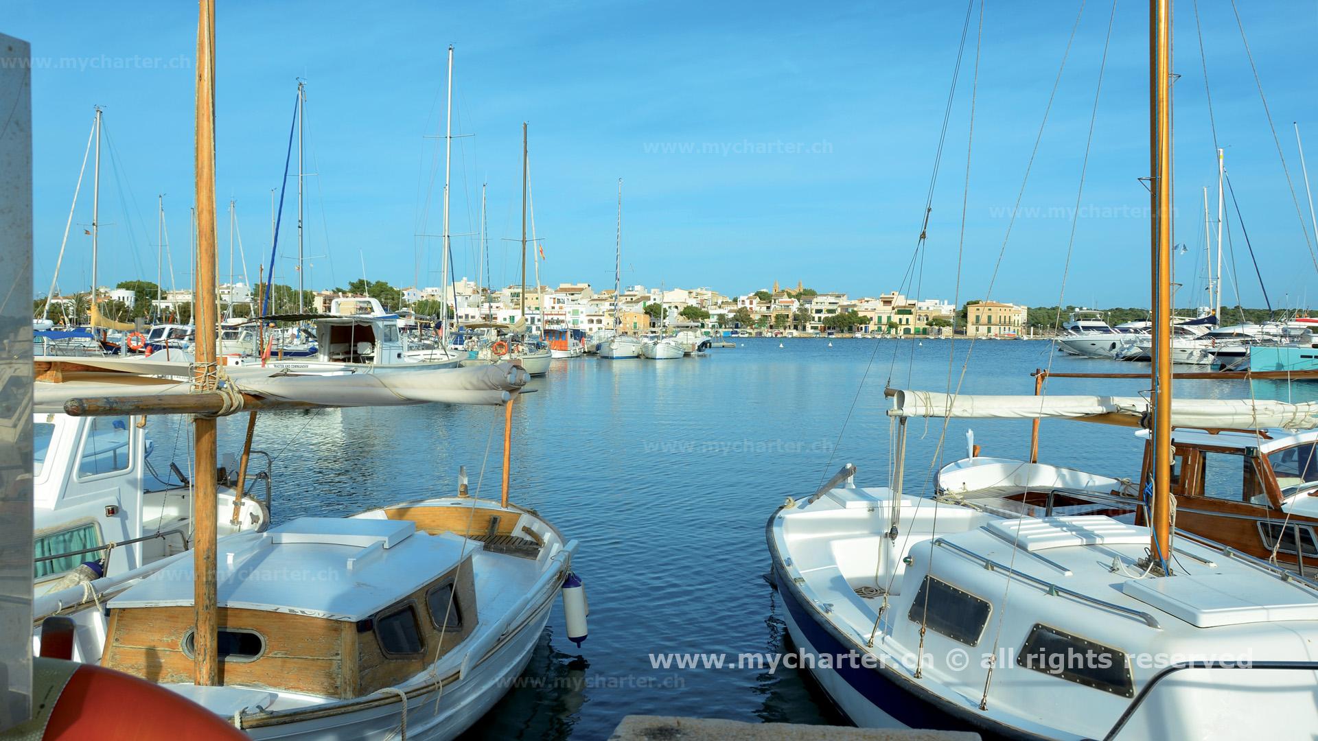 Mallorca - Puerto Colom