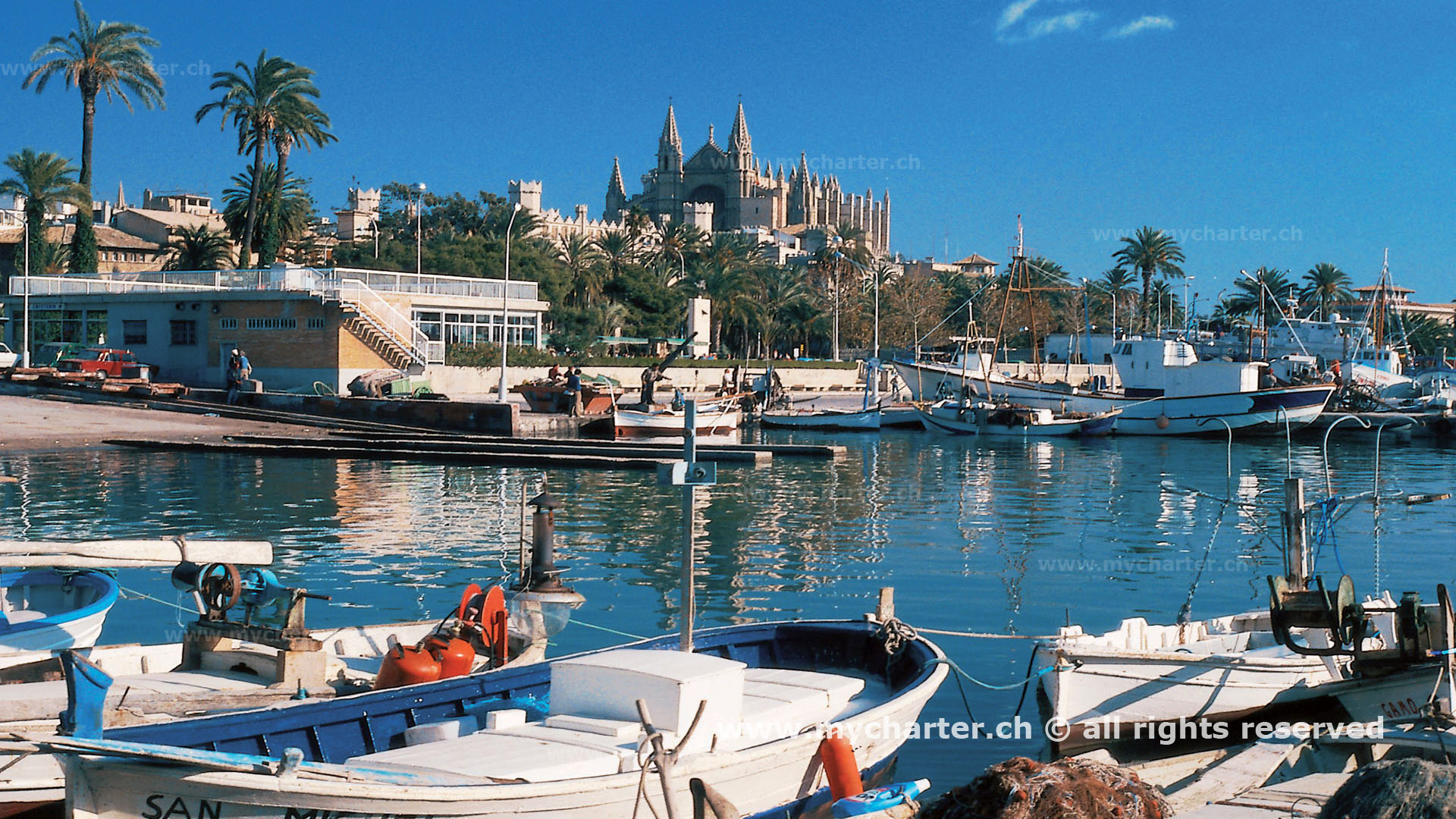 Mallorca - Puerto Palma