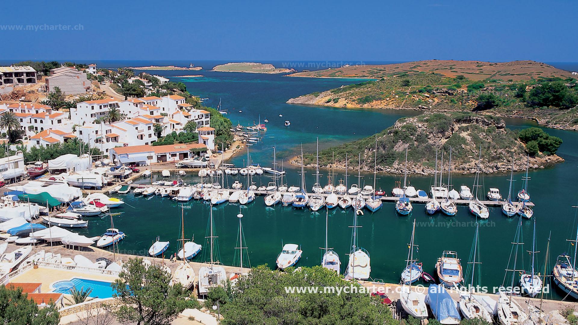 Mallorca - Puerto de Addaia