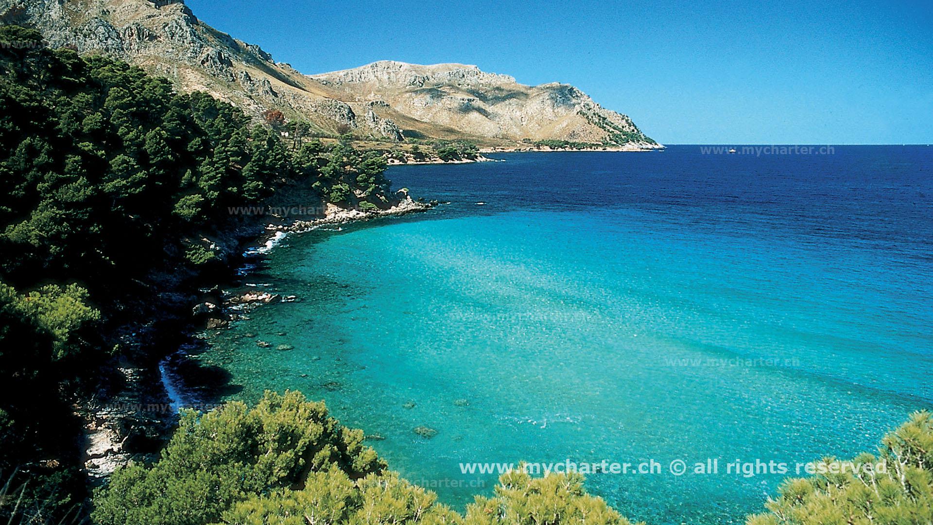 Mallorca - Puerto de Alcudia
