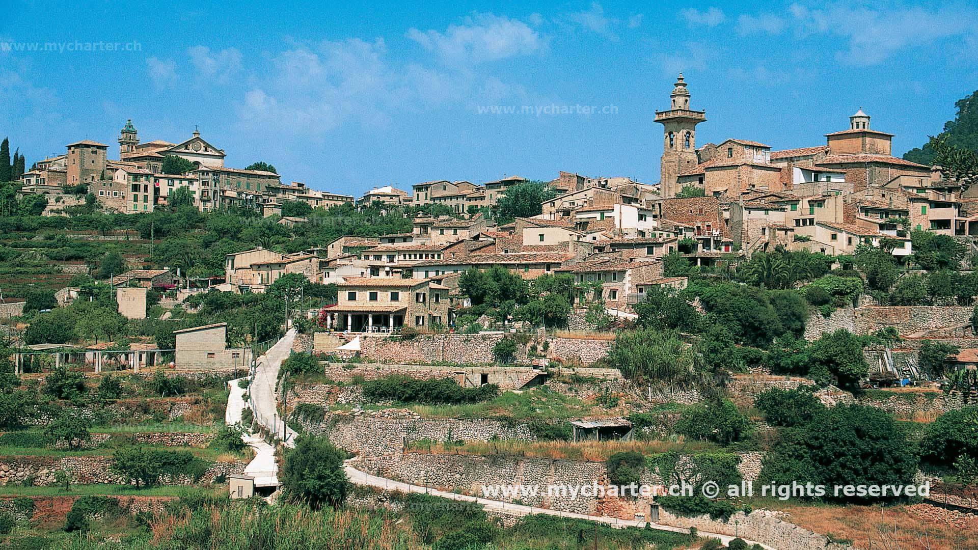 Mallorca - Valldemosa