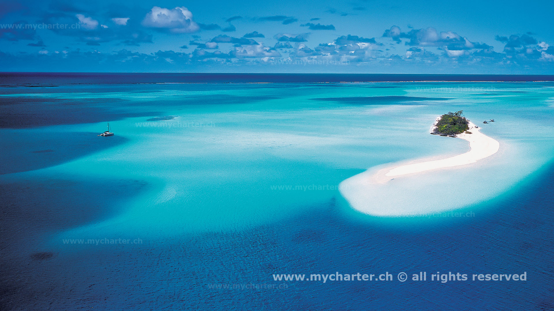 Yachtcharter Neukaledonien - Ile Nakanhoui