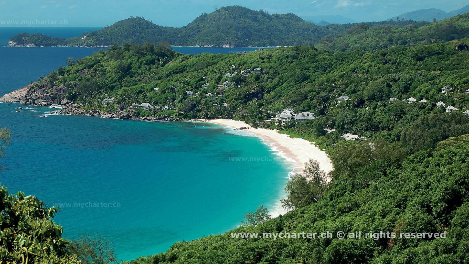 Seychellen - Anse Intendance