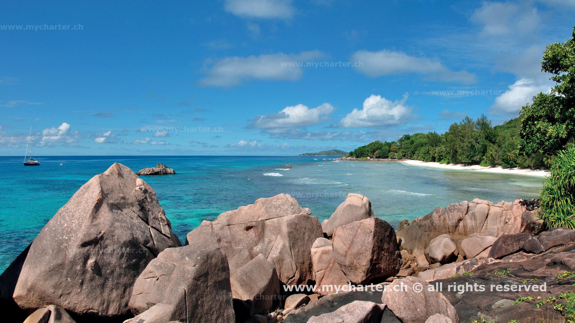 Seychellen - Anse Severe La Digue