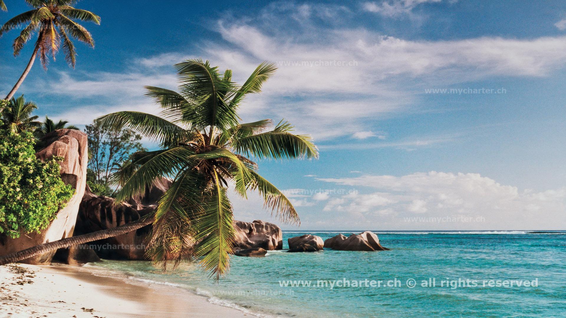 Seychellen - Anse Source d Argent