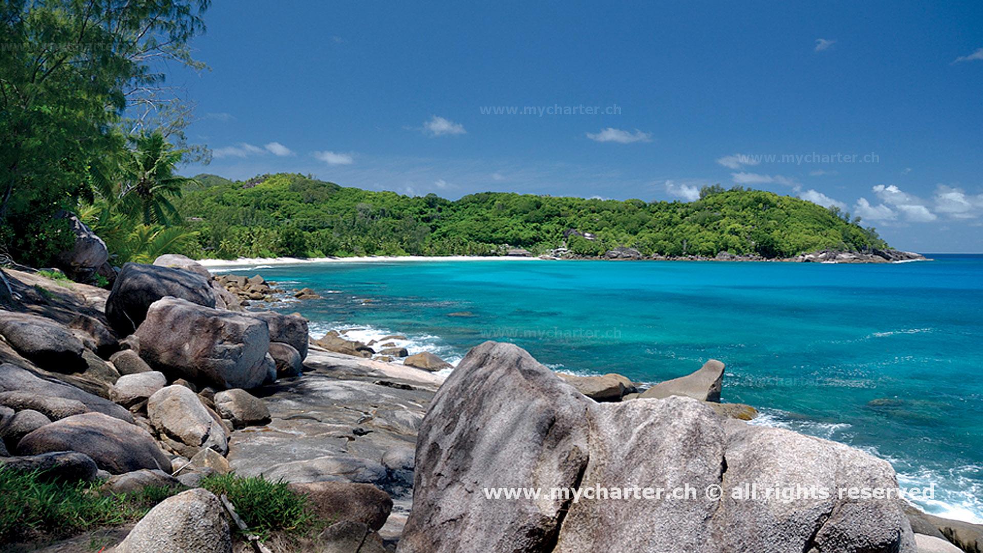 Seychellen - Anse Takama Mahé