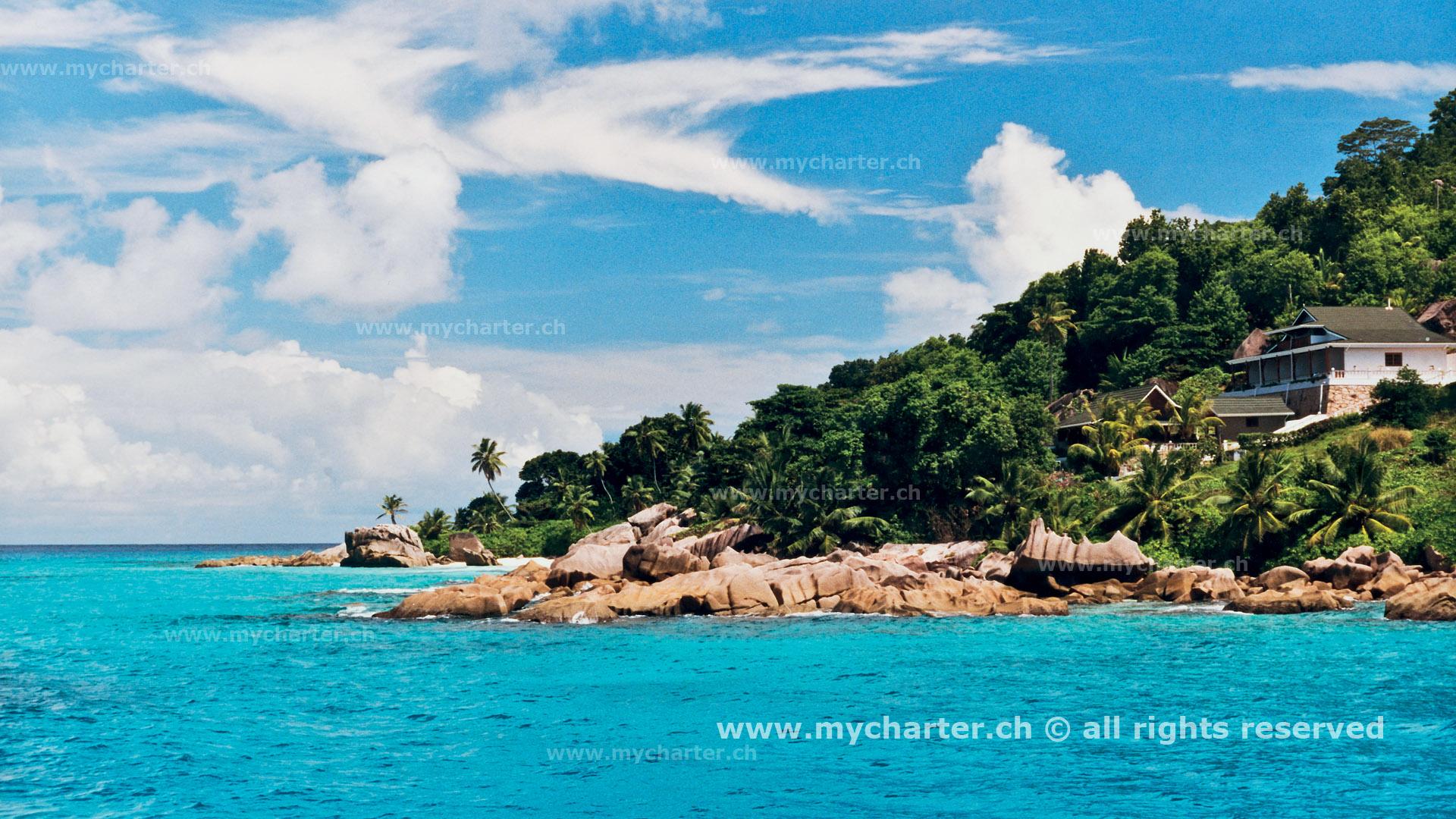 Seychellen - Beau Vallon