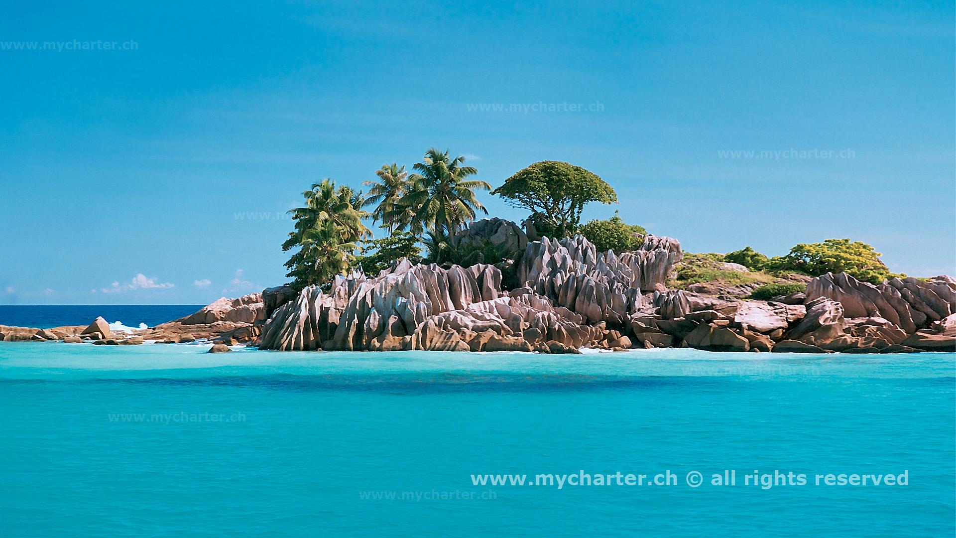 Seychellen - Ile St Pierre