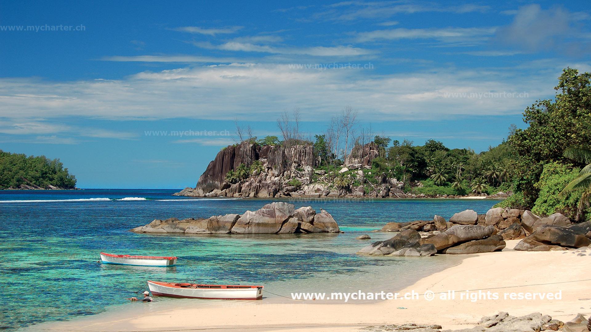 Seychellen - Port Gland