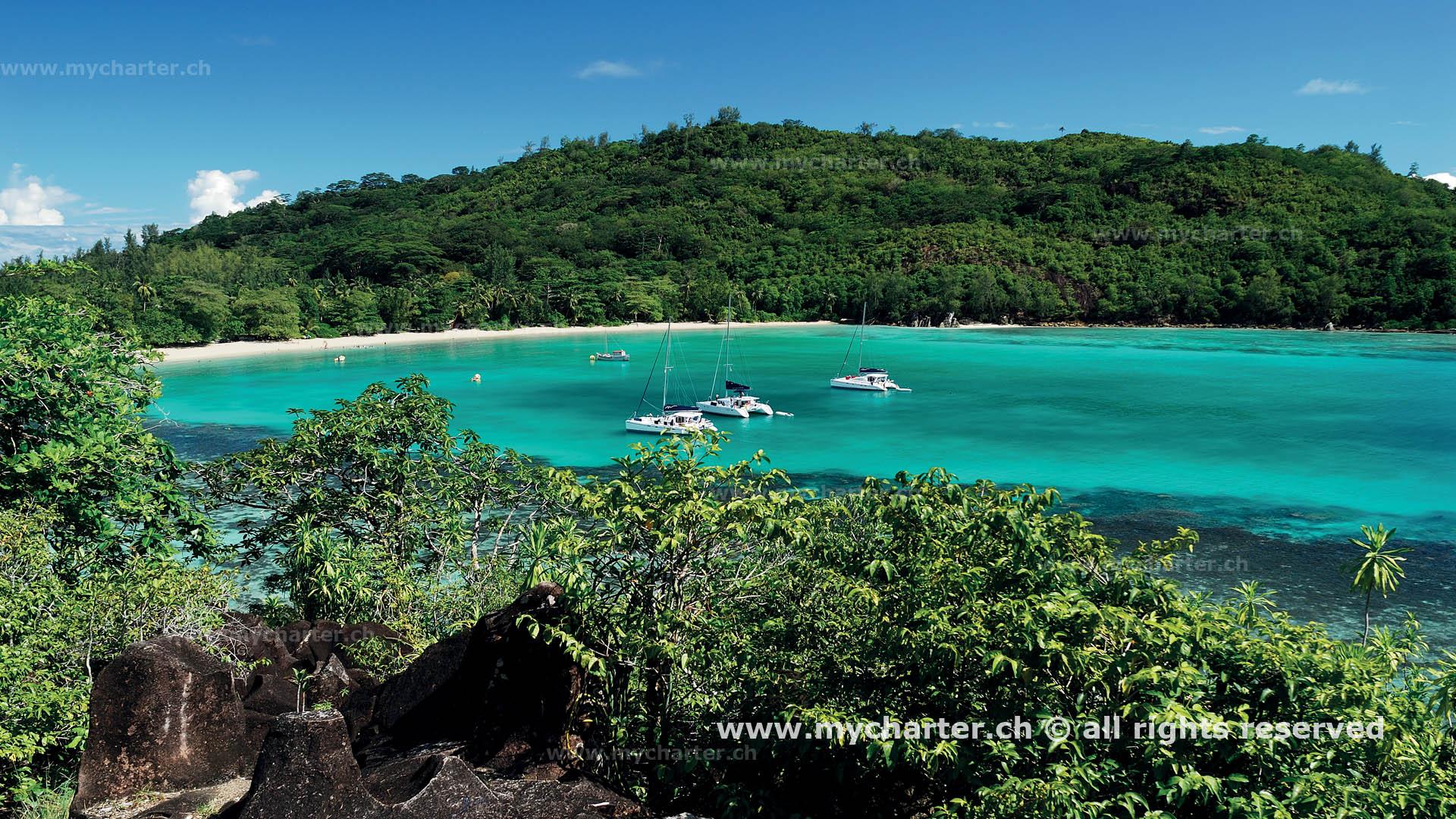 Seychellen - Port Launay