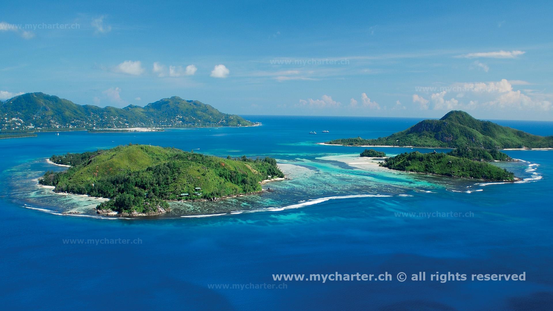 Seychellen - St Anne Marine Park