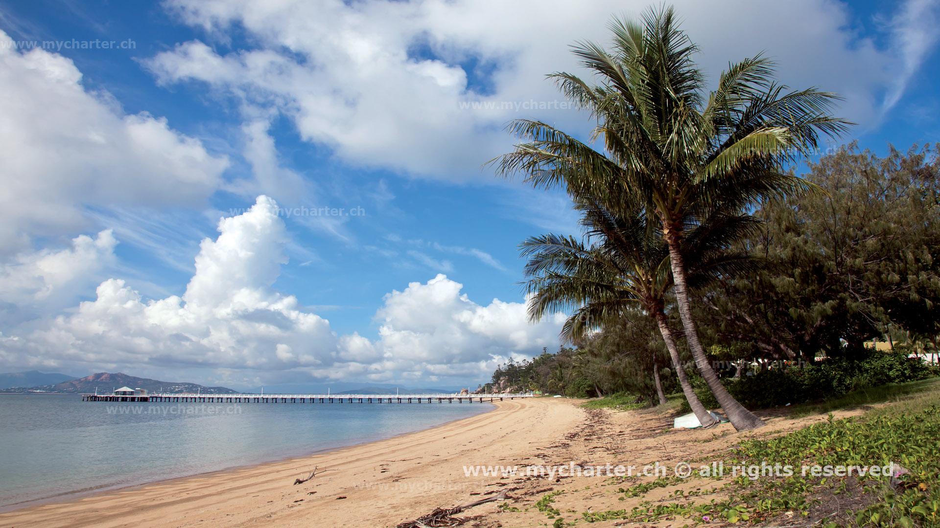 Yachtcharter Australien - Nelly Bay