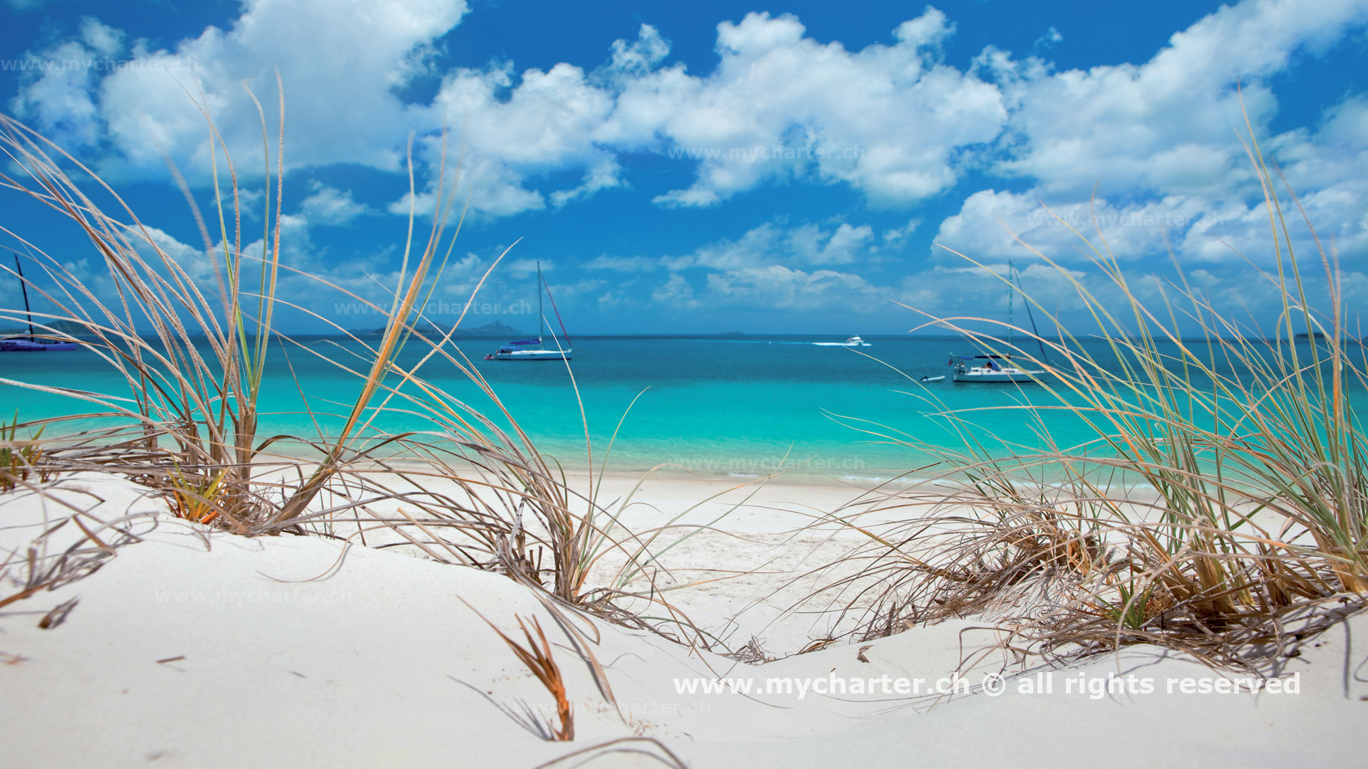 Toern Australien - Whitehaven Beach