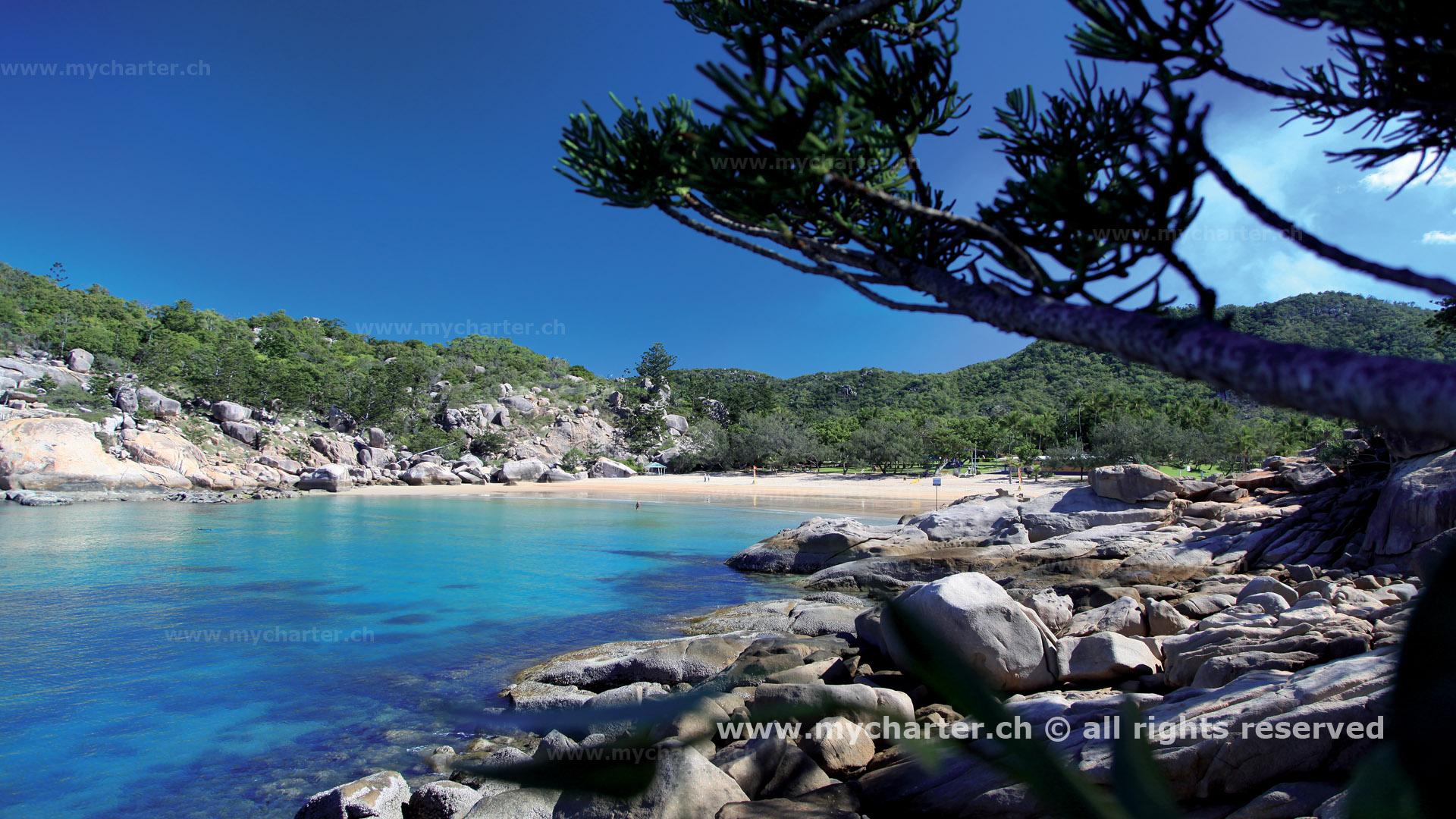 Yachtcharter Südesee - Australien - Magnetic Island